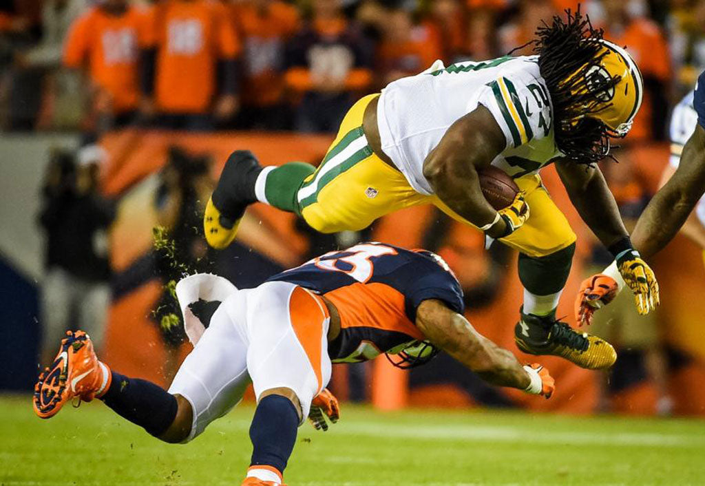 Week 8 Review | Eddie Lacy