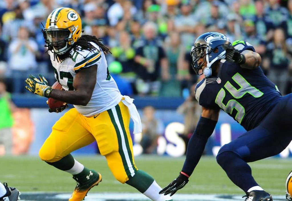 Sons of Katrina: Eddie Lacy, recalls aftermath of hurricane, flooding | Eddie Lacy