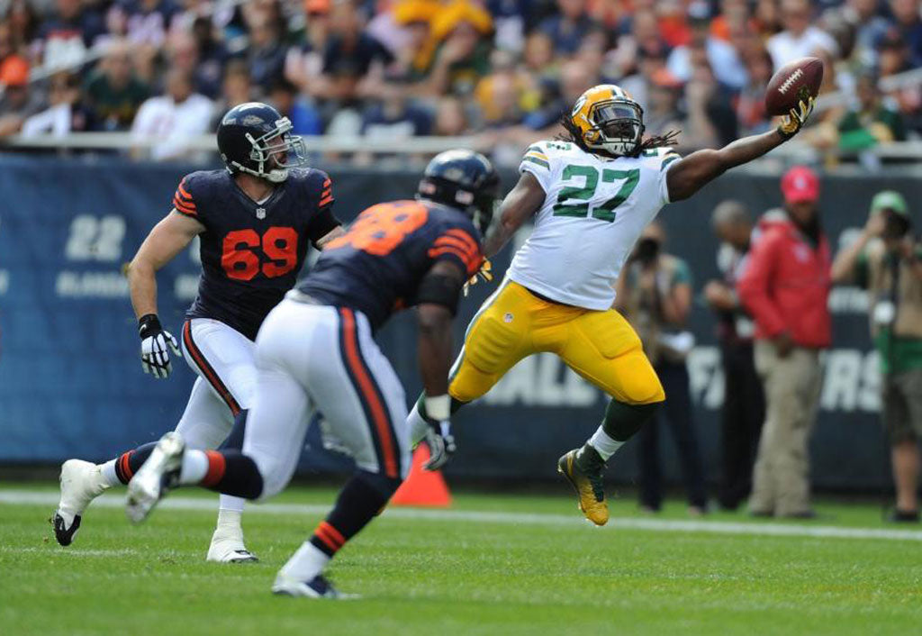 Season Opener Thoughts | Eddie Lacy