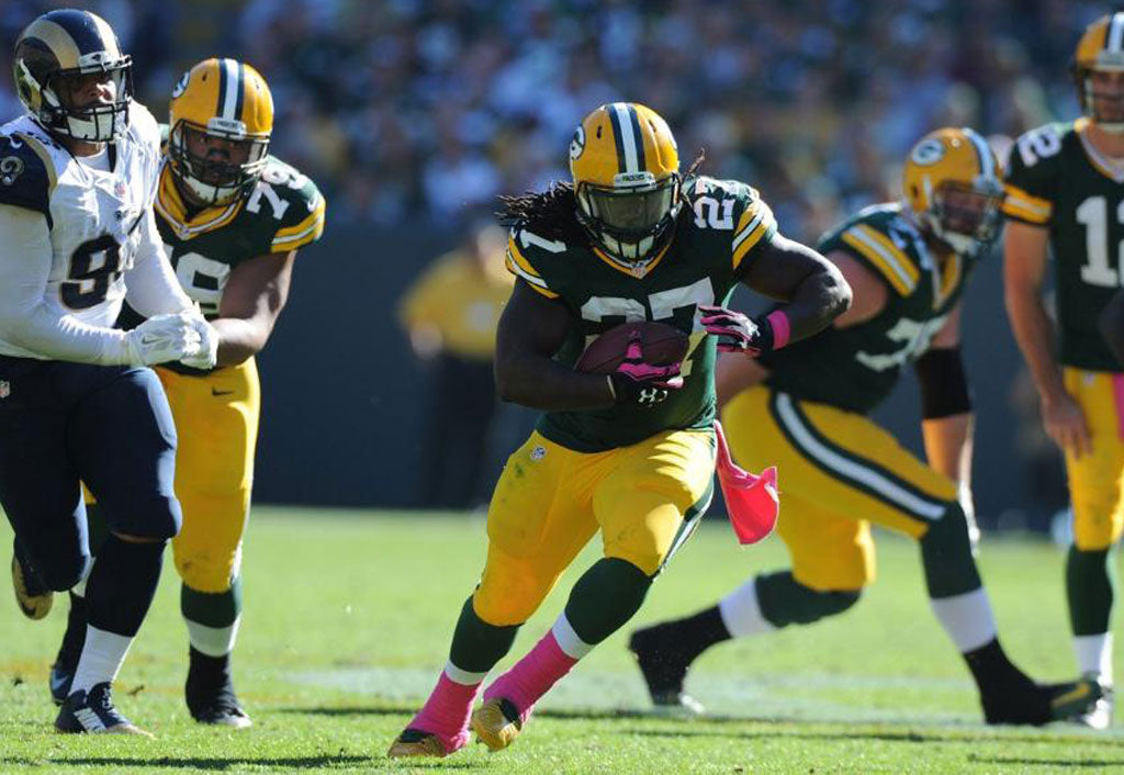 Week 5 and Still Undefeated | Eddie Lacy