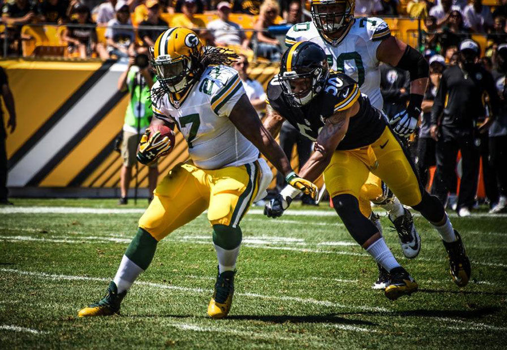 Couple Thoughts This Week | Eddie Lacy