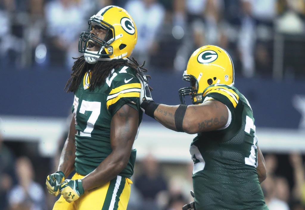 Packers RBs Lacy, Starks bring different running styles, advantages | Eddie Lacy