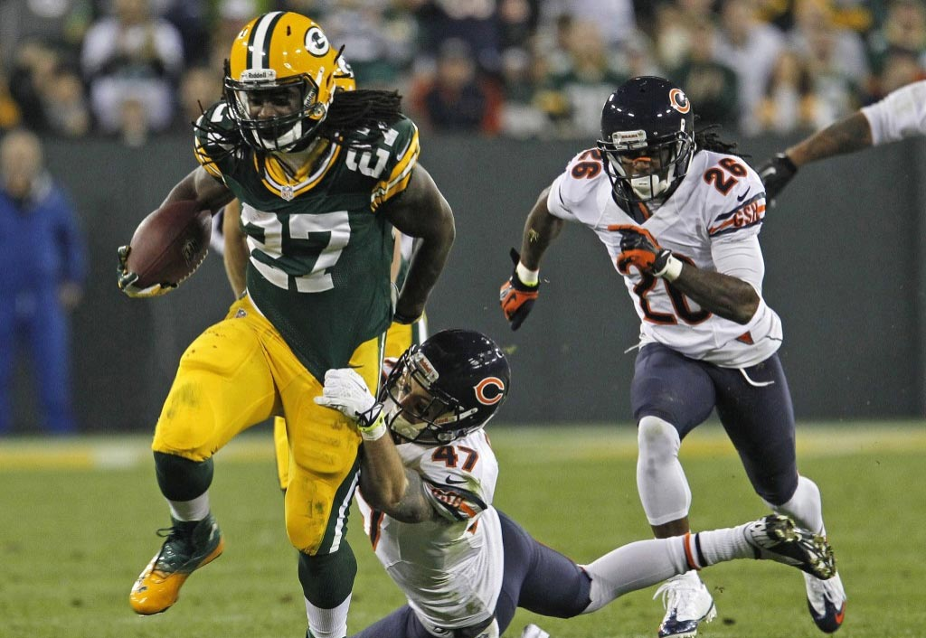 Green Bay Packers Need Eddie Lacy To Offset Effect Of Jordy Nelson's Injury | Eddie Lacy