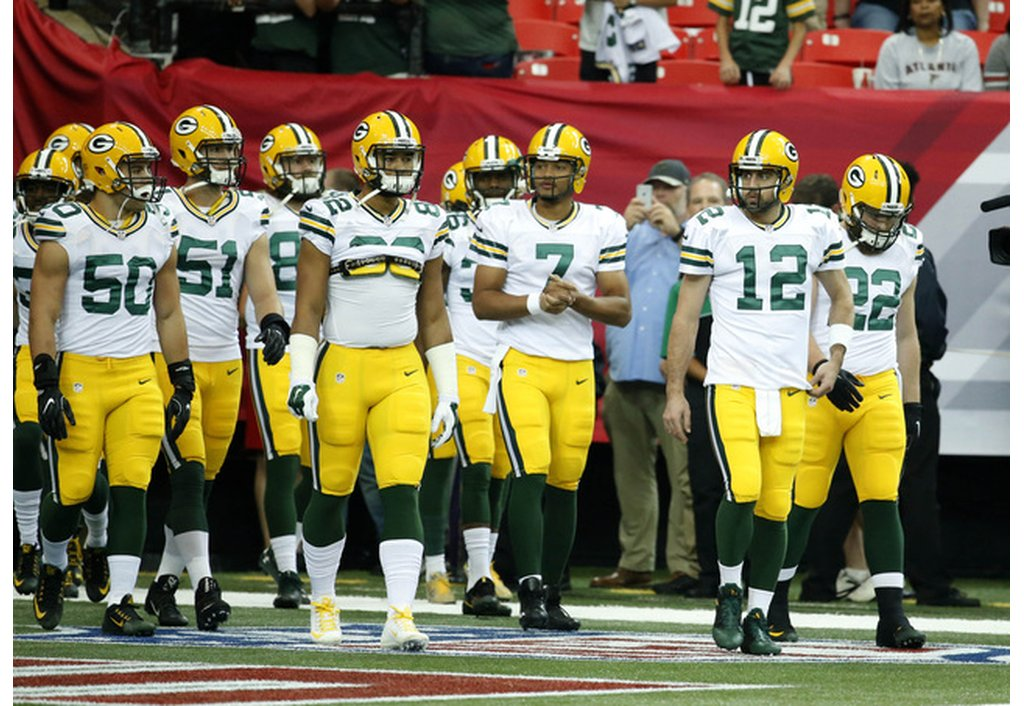 Packers battle through adversity with creativity | Eddie Lacy
