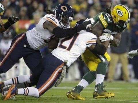 Eddie Lacy Running Back Green Bay Packers