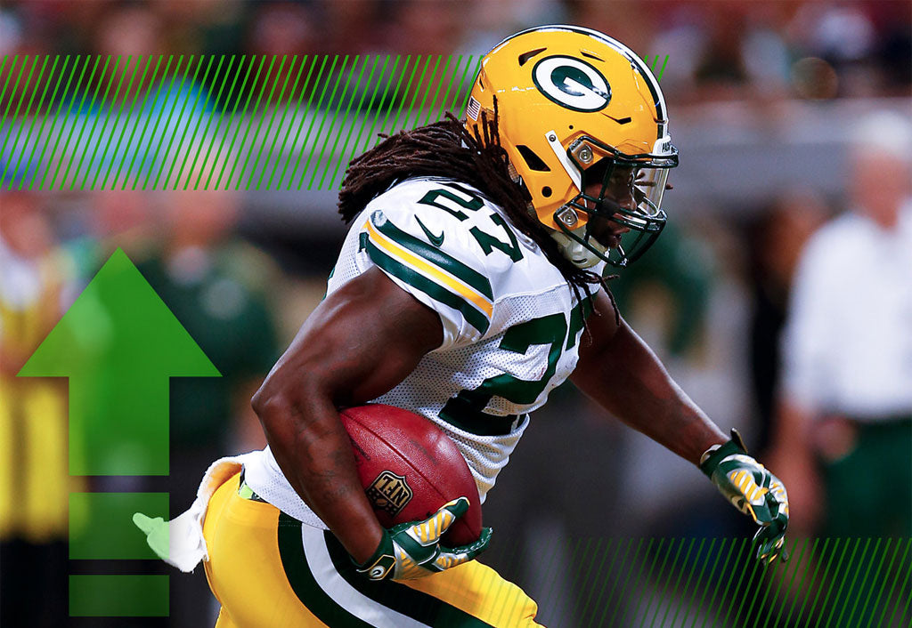 Summer Update | Eddie Lacy