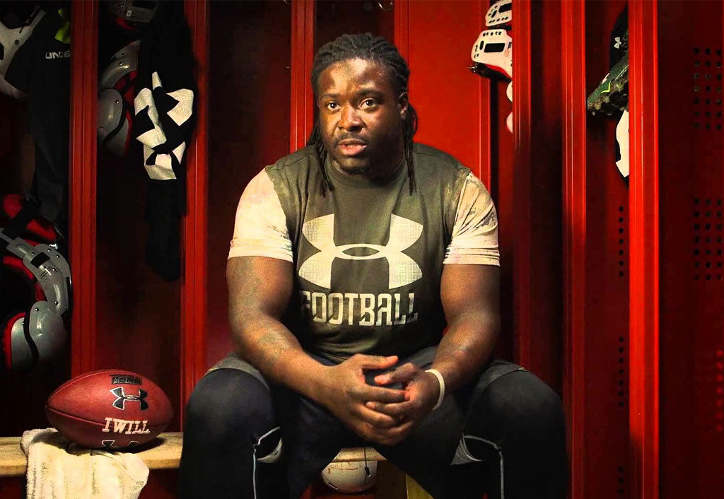 Interview with Champs Sports | Eddie Lacy