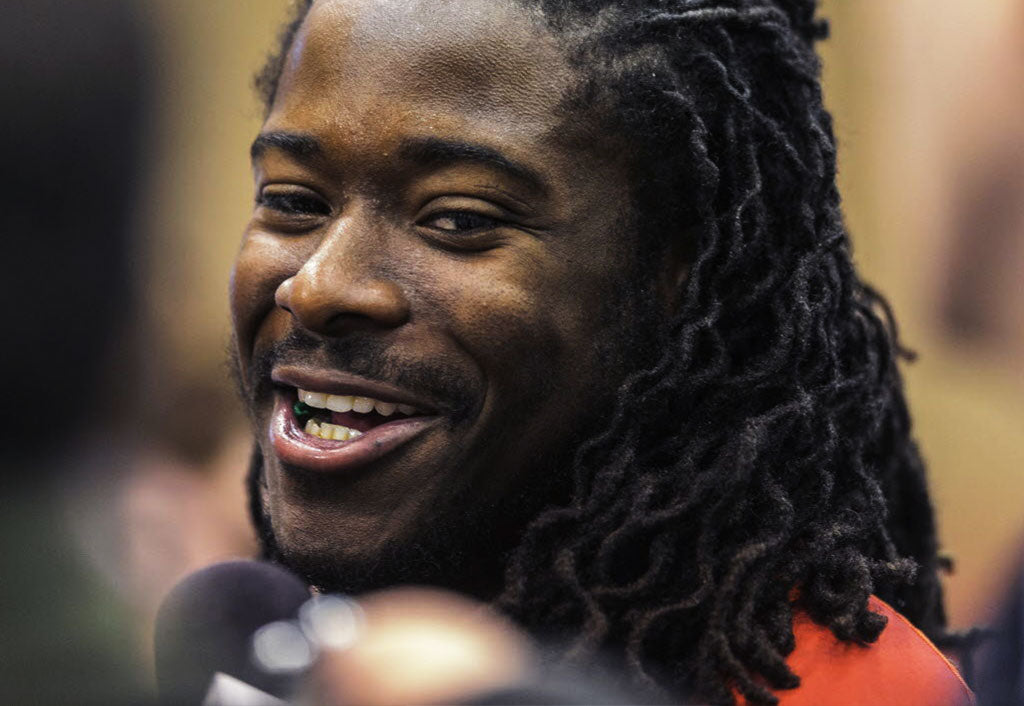 Thoughts on OTAs | Eddie Lacy