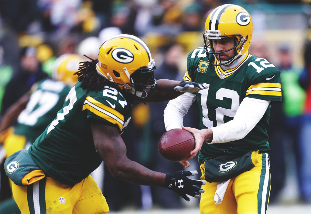 2015 Packers Running Back Preview: Eddie Lacy is an All-Pro candidate in third year | Eddie Lacy
