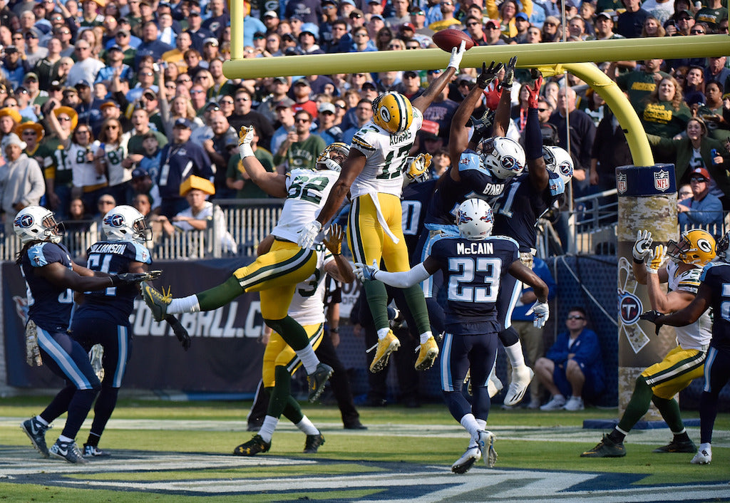 Green Bay Packers Find Trouble in Tennessee Against Titans | Eddie Lacy
