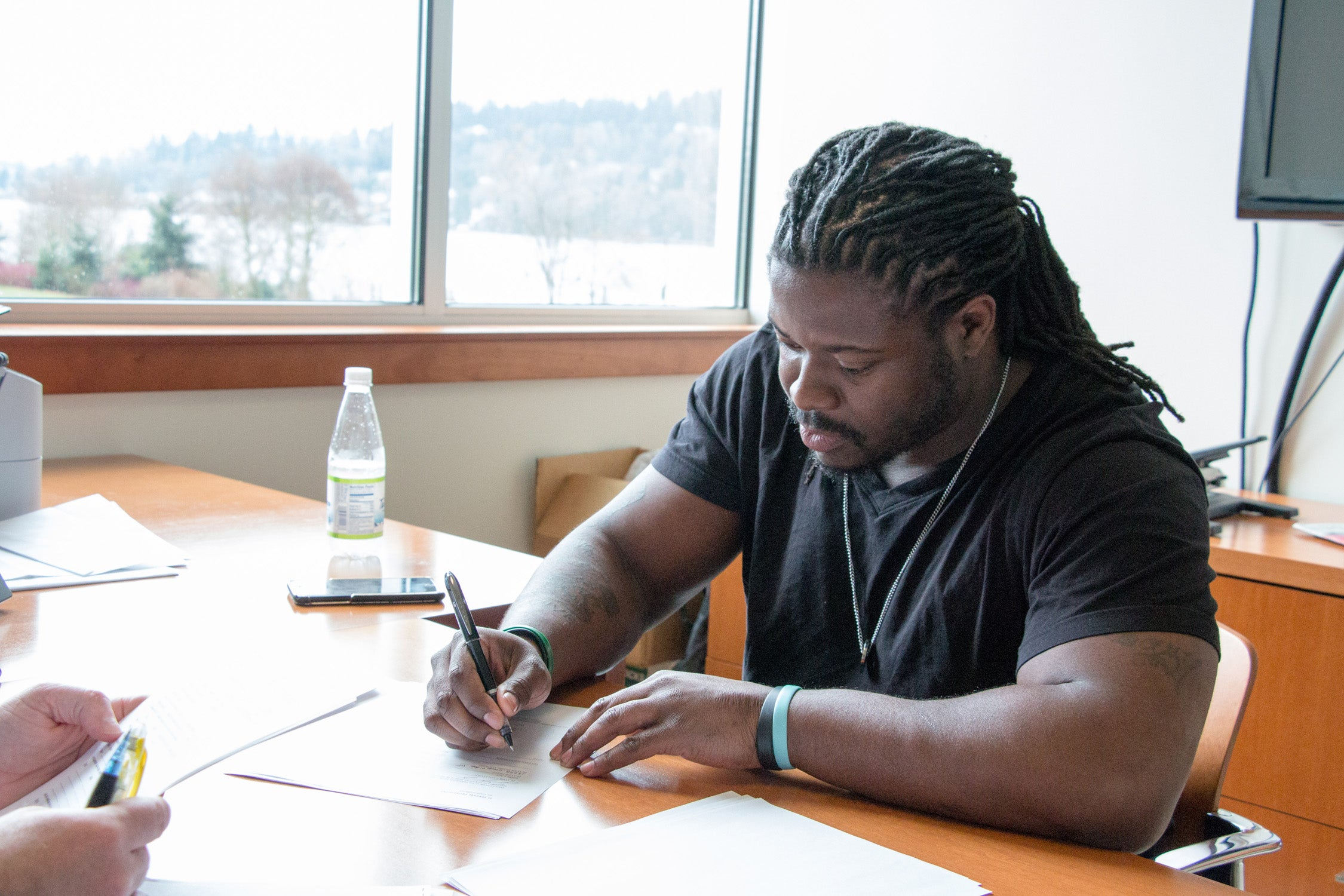 Eddie Lacy Joins Seattle Seahawks | Eddie Lacy