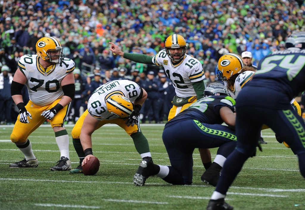 Green Bay Gears Up for Seattle and More Snow   Eddie Lacy