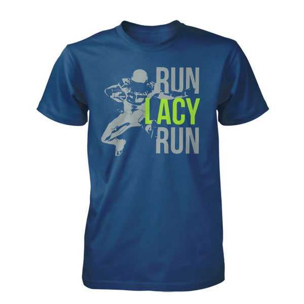 Run Lacy Run Men's T-Shirt