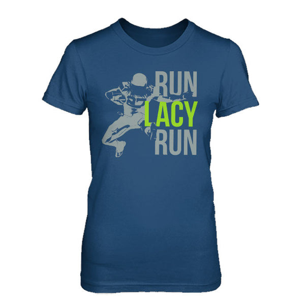 Run Lacy Run Women's T-Shirt