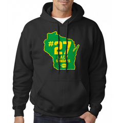 Lacy Sunday Hoodie | Eddie Lacy