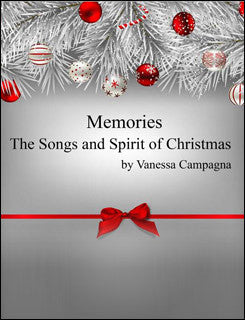 Memories—The Songs and Spirit of Christmas (1CD)