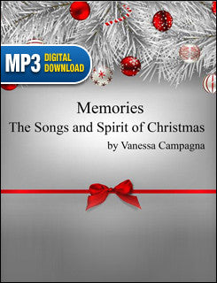 Memories—The Songs and Spirit of Christmas (mp3 download)