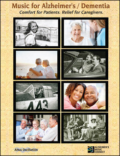 Music for Alzheimer's / Dementia (5CDs + 1DVD)