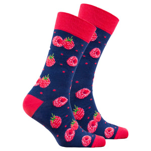 Men's Raspberry Socks