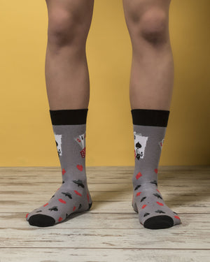 Men's Gambling Set Socks