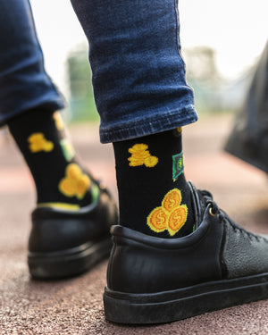 Men's Money Socks