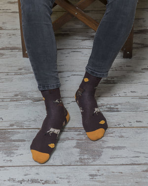 Men's Moose Socks