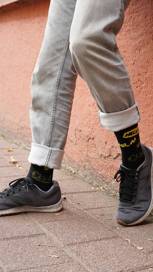 Men's Hello Socks