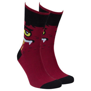 Men's Devil Monster Socks