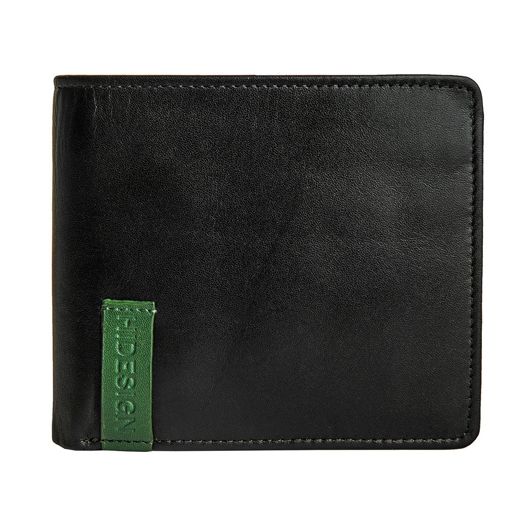Hidesign Dylan 04 Leather Slim Bifold Wallet Accessories - Wallets & Small Goods Hidesign - Mouse Theory
