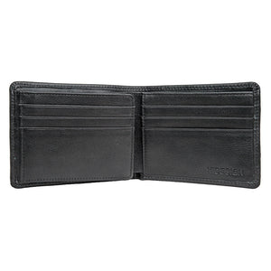 Hidesign Angle Stitch Leather Multi-Compartment Leather Wallet Accessories - Wallets & Small Goods Hidesign - Mouse Theory