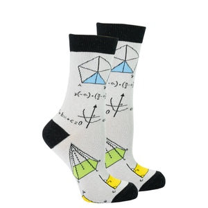 Women's Geometry Socks
