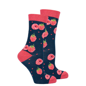 Women's Raspberry Socks