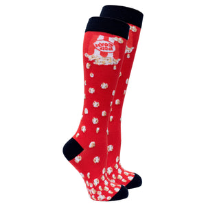 Women's More Fun Knee High Socks Set | 5 Pack