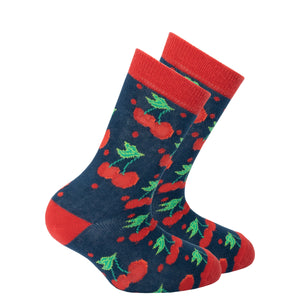 Kids Cherry Socks