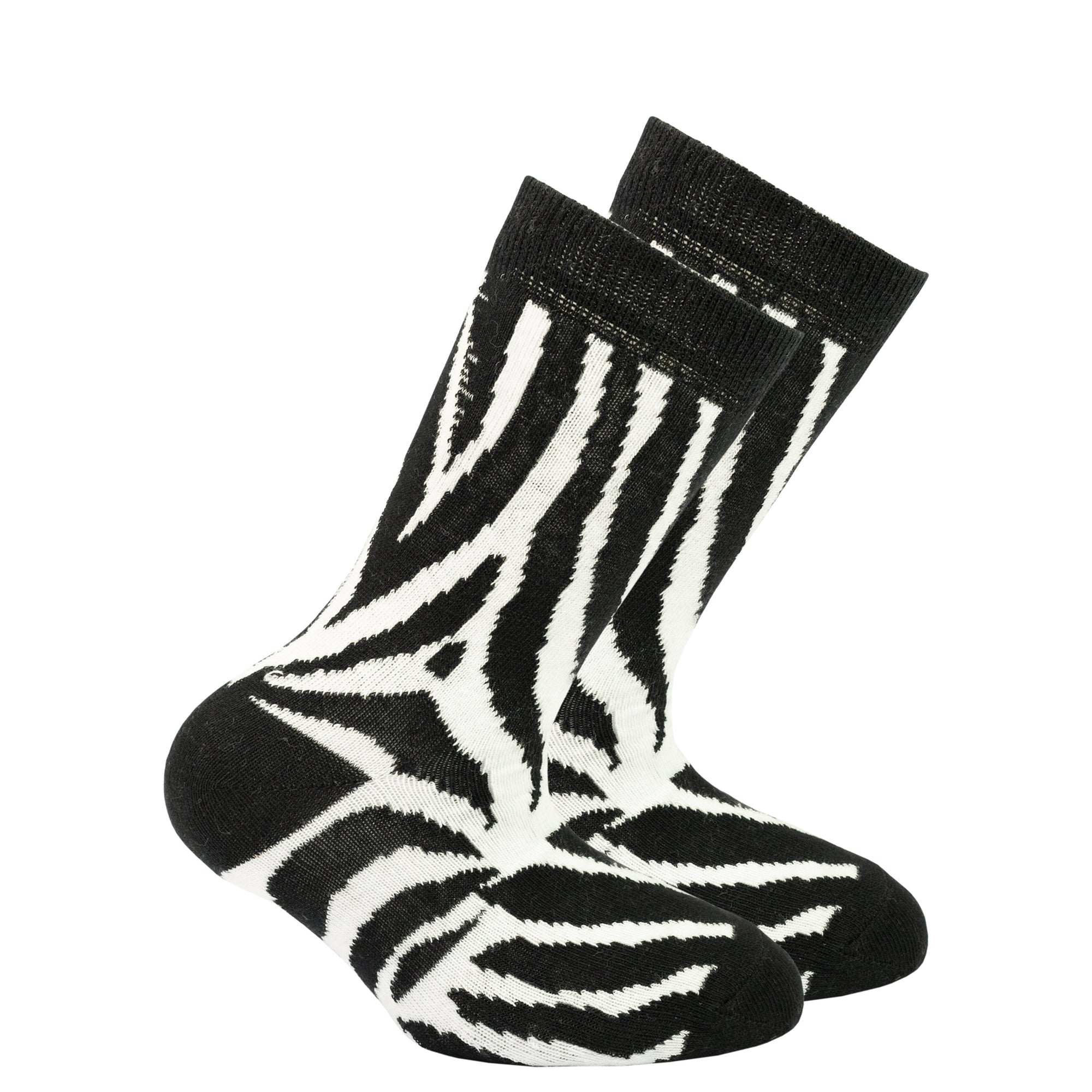 Kids Zebra Socks