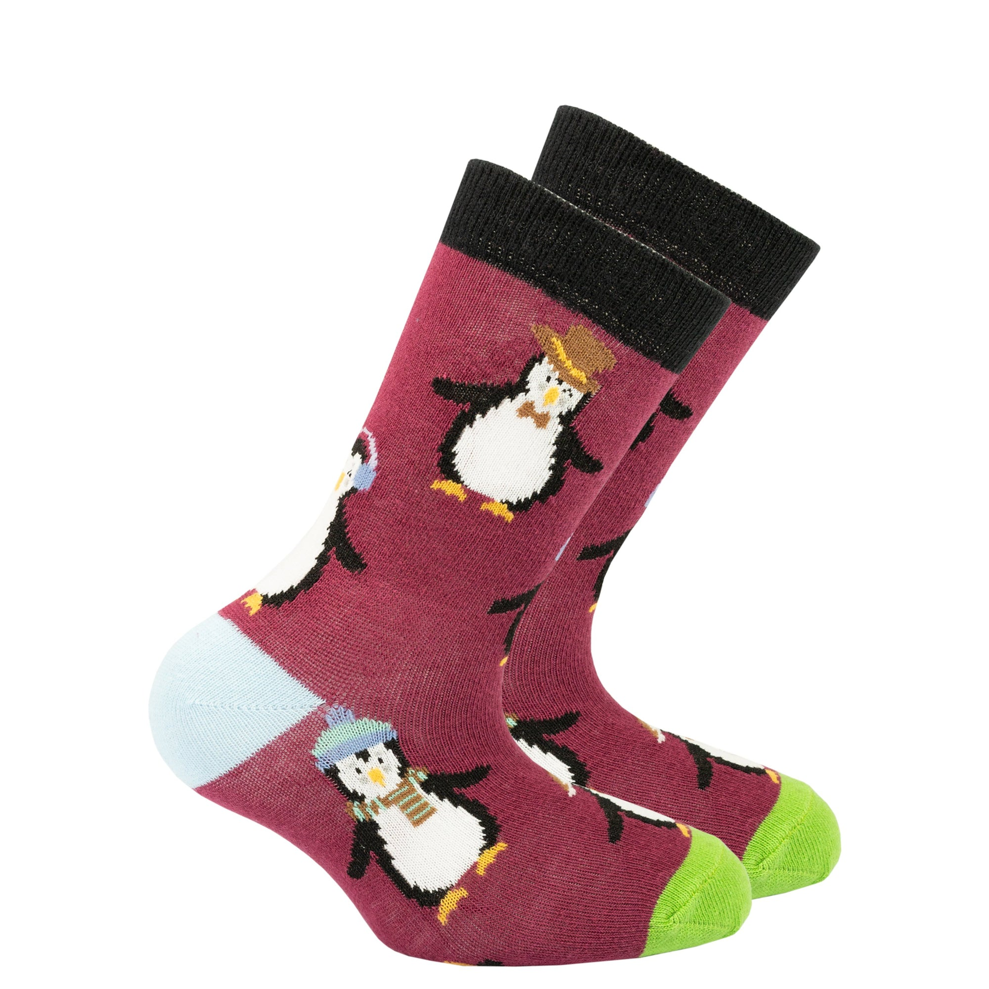 Kids Penguin Socks