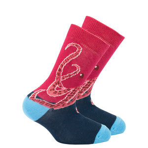 Kids Octopus Socks