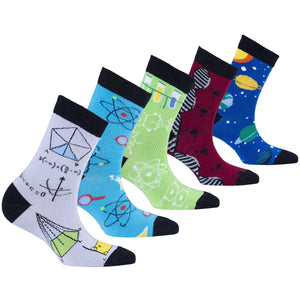 Kids Nerd Socks