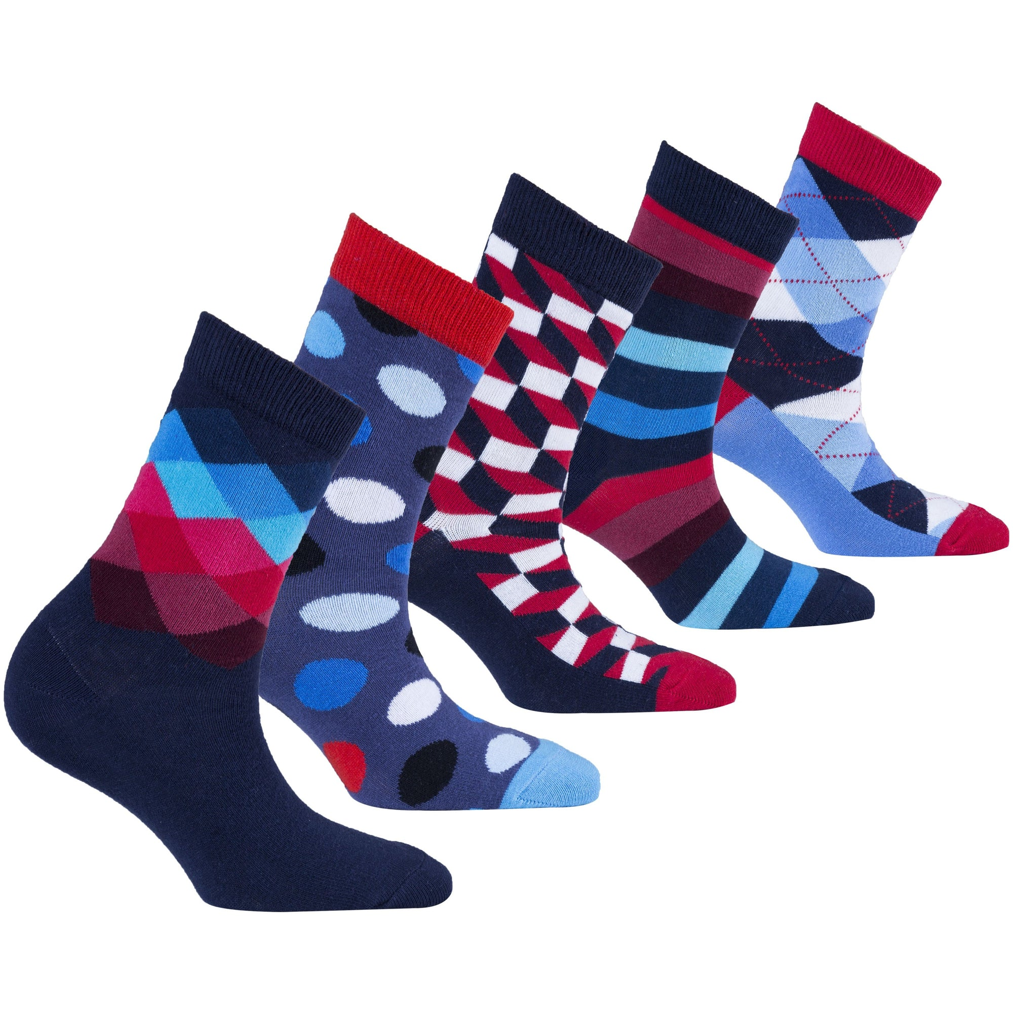 Kids Traditional Mix Set Socks