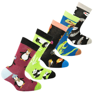 Kids Cute Animals Socks