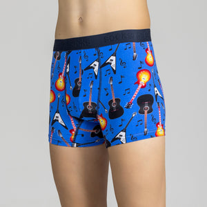 Men's Guitars Boxer Brief