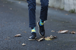 Men's Aspen Gold Argyle Socks