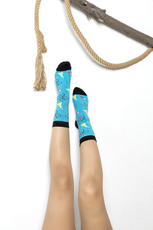 Women's Nerd Socks Set | 5 Pack
