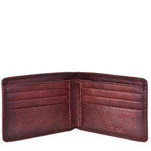 Giles Classic Compact Thin Vegetable Tanned Leather Wallet Accessories - Wallets & Small Goods Hidesign - Mouse Theory