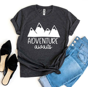 Adventure Awaits T-shirt