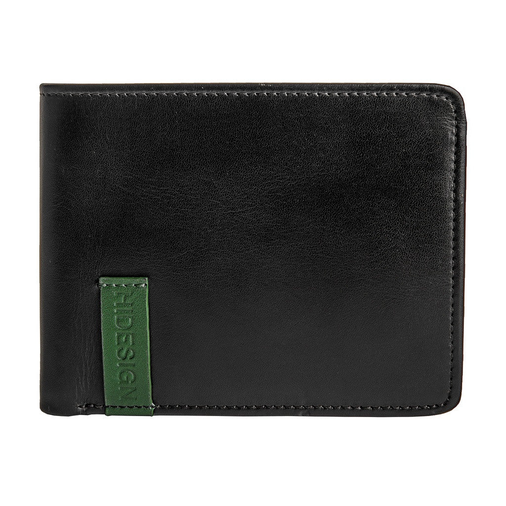 Hidesign Dylan 05 Leather Multi-Compartment Trifold Wallet Accessories - Wallets & Small Goods Hidesign - Mouse Theory