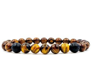 Kingston | Tiger Eye - Dark Sandalwood