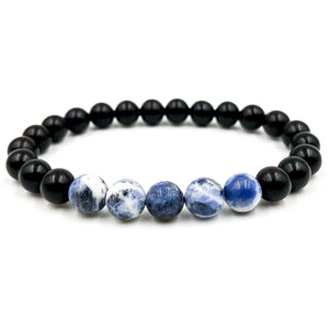 Grove | Blue Sodalite & Blackwood