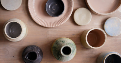 Slow Living through Slow Pottery
