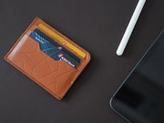 Utility Pouch + Sterling Slim Wallet + Key Fob